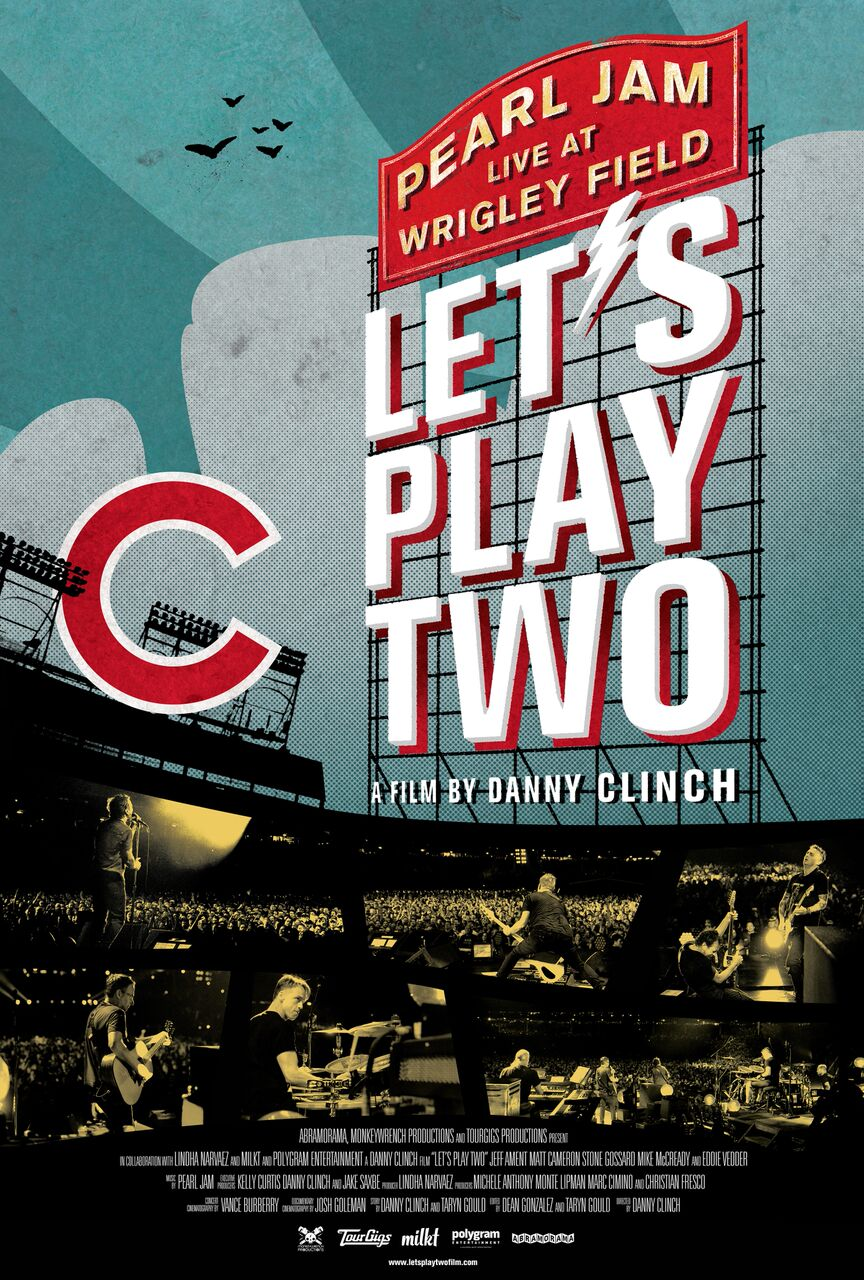 Pearl Jam - Let's Play Two - poster.jpg
