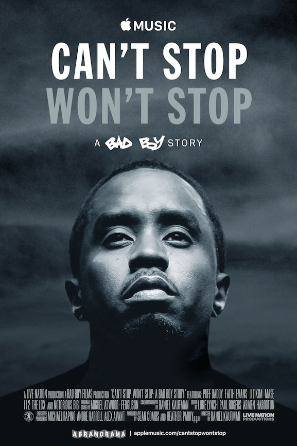 Can't Stop, Won't Stop - poster.png