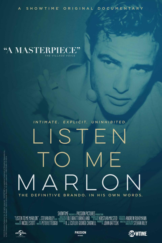 Listen To Me Marlon - poster.jpg