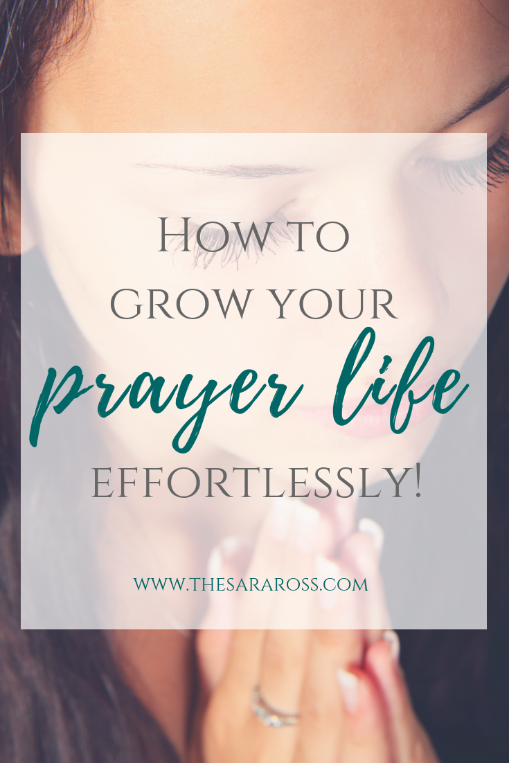 Bible verses how to pray. How not to pray. Need a simple and easy prayer routine? I share it all. #howtopray #hownottopray #growspiritually