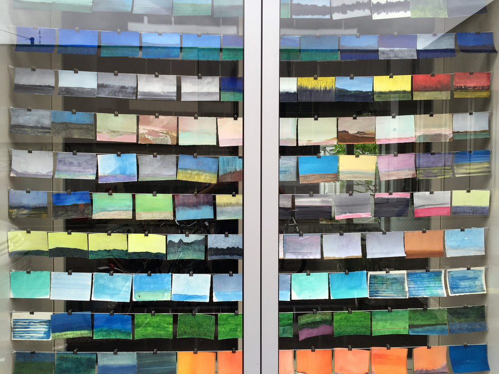 exhibitions -