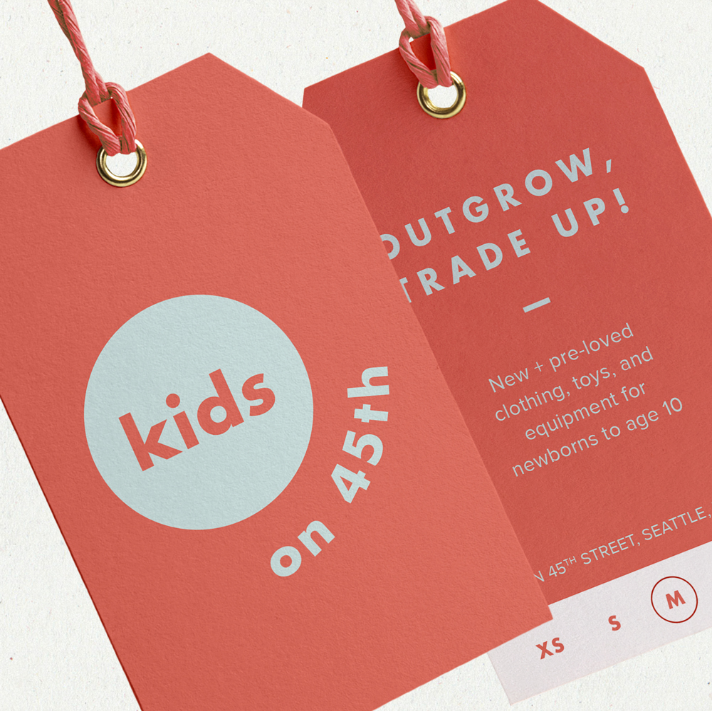 – Kids on 45th –     Branding
