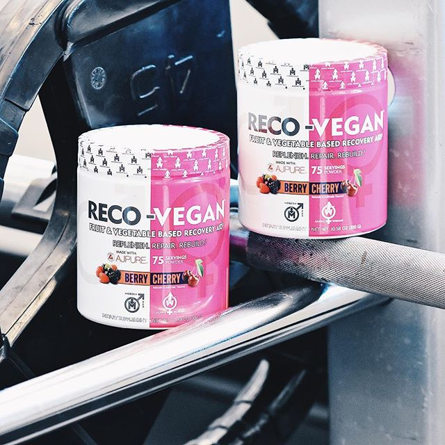 """""""I WILL GET THERE!!"""" Overcome obstacles & conquer goals. RECO-VEGAN contains the popular ingredient Glutamine to reduce joint pain. #bemodernman #modernmanmind #vegansofinstagram"""