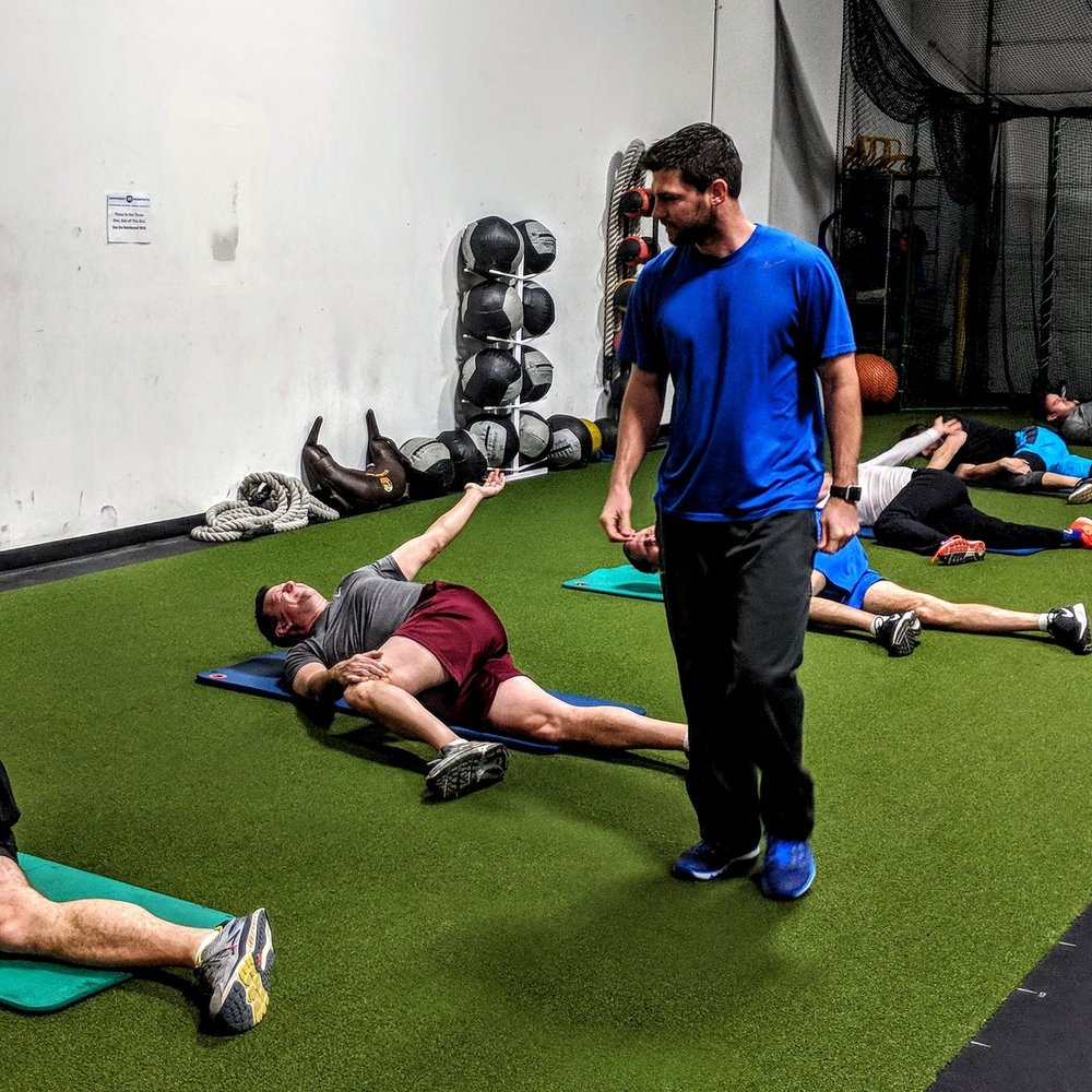 GROUPFITNESS - Start your fitness journey with the support of a fun and encouraging group.