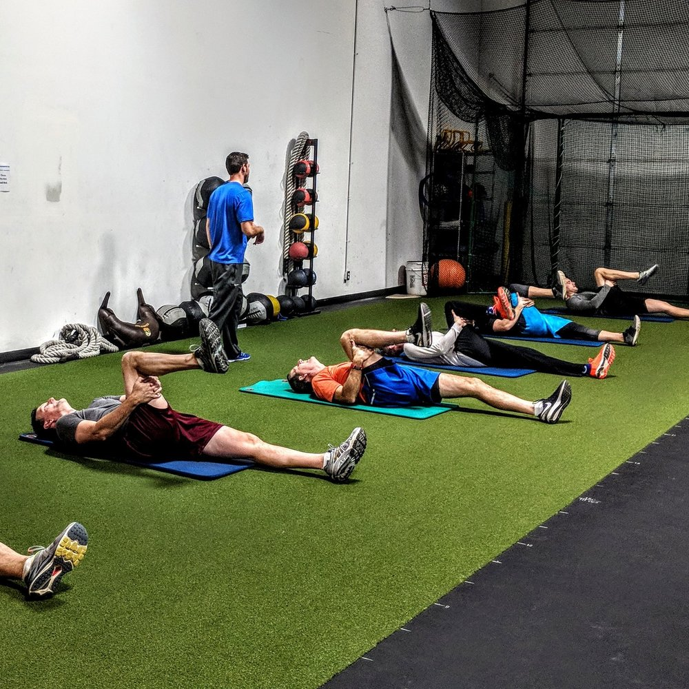 PRIVATE GROUP TRAINING - A C2C coach will guide you and your friends toward your health & fitness goals in a team environment.