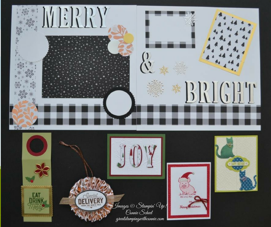 Here are some projects to inspire you for any last minute crafting you have to get done!
