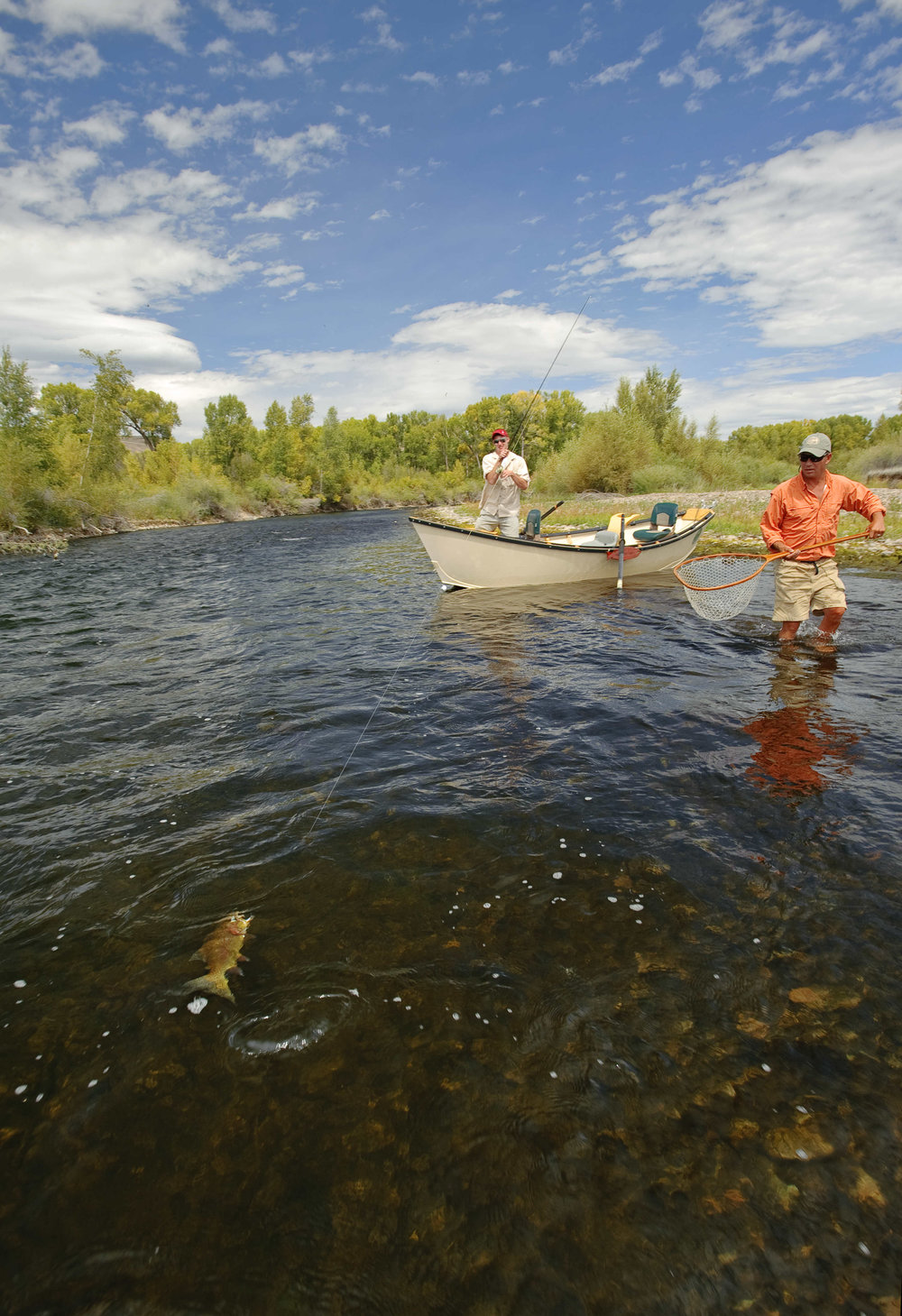Fly Fishing Gunnison