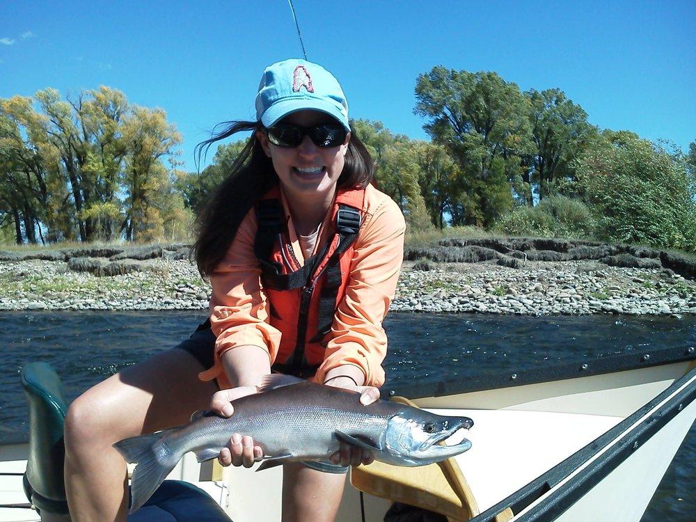 Gunnisonon River Guides