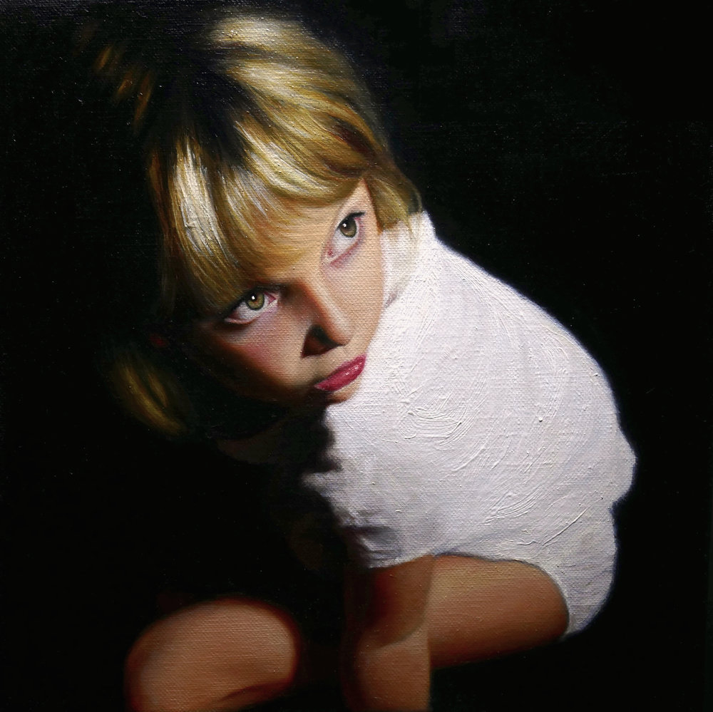 Hennie, aged 6 (2017)