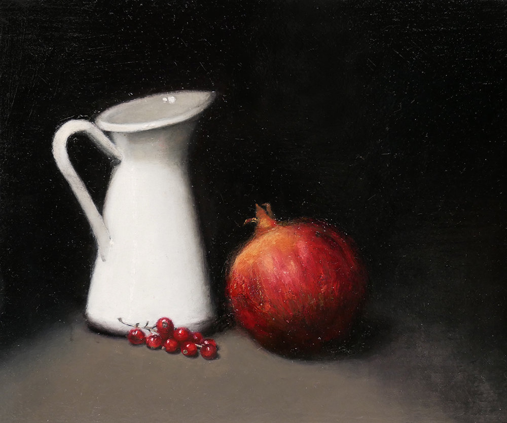 Still Life with Pomegranate (2015)