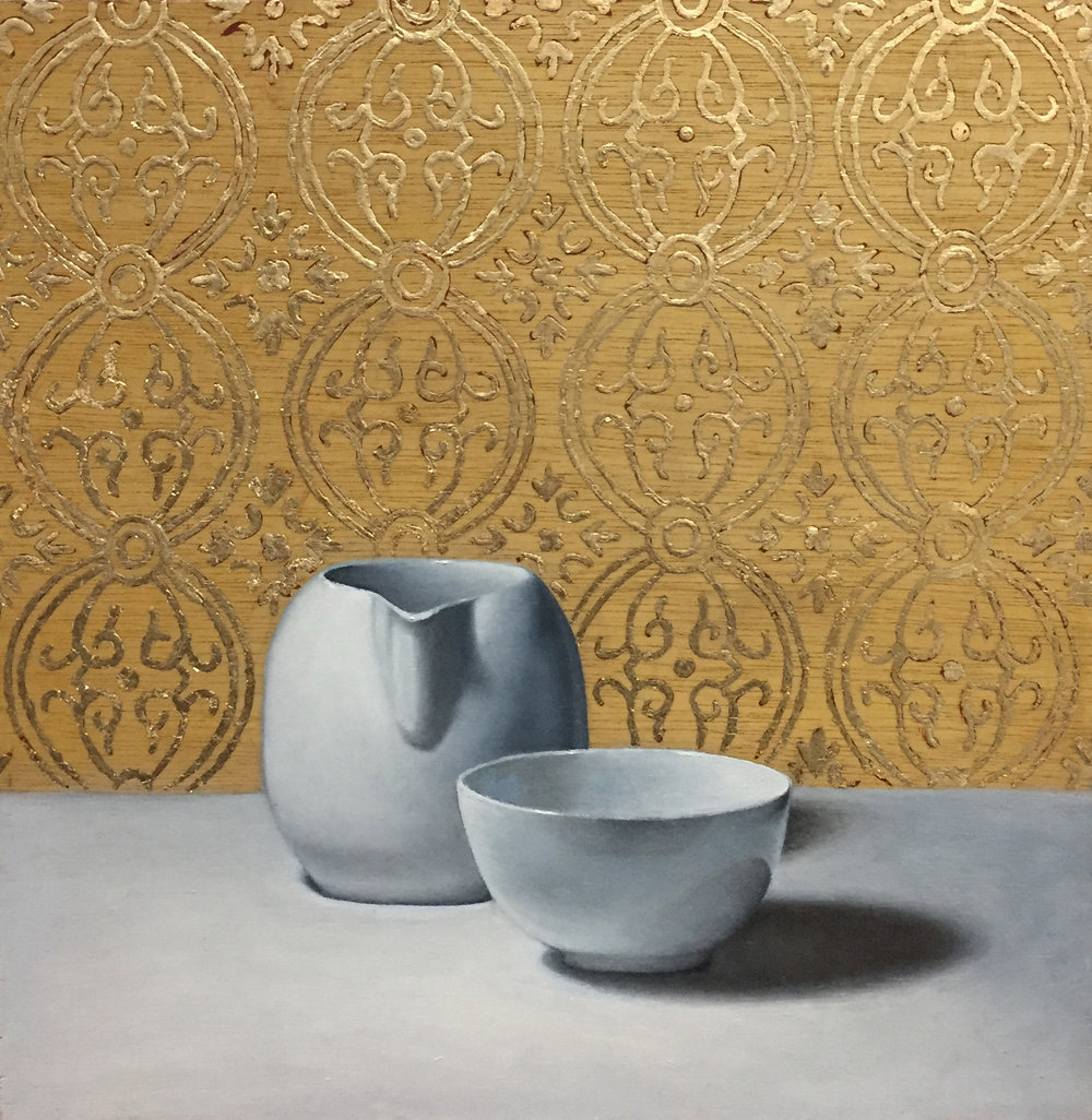 Still life with white bowl (2017)