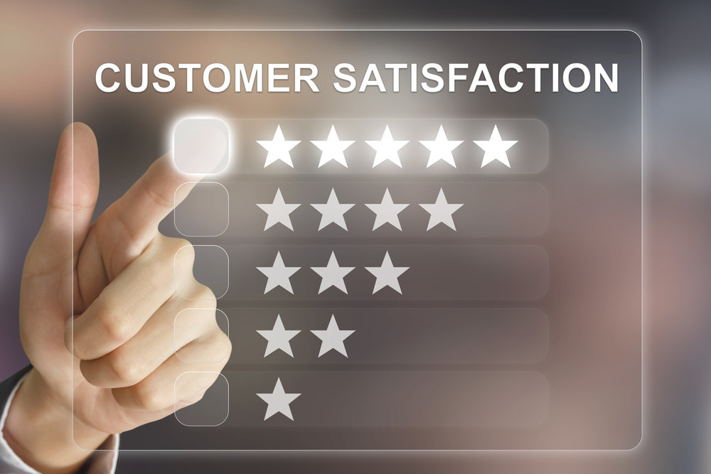 Feedback from our customers -