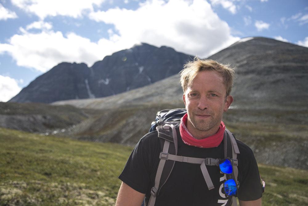 Øystein Gården kjøpte Vågåvatnet feriesenter i 2017. Her fra en av mange turer i Rondane.