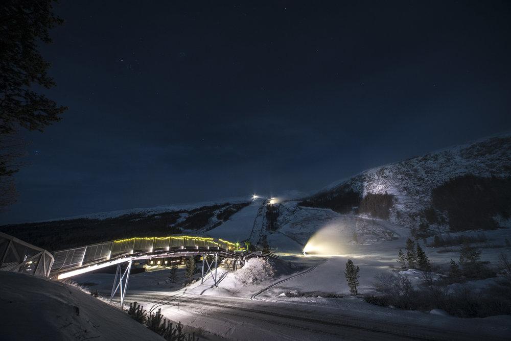 Lemonsjø Alpinsenter.