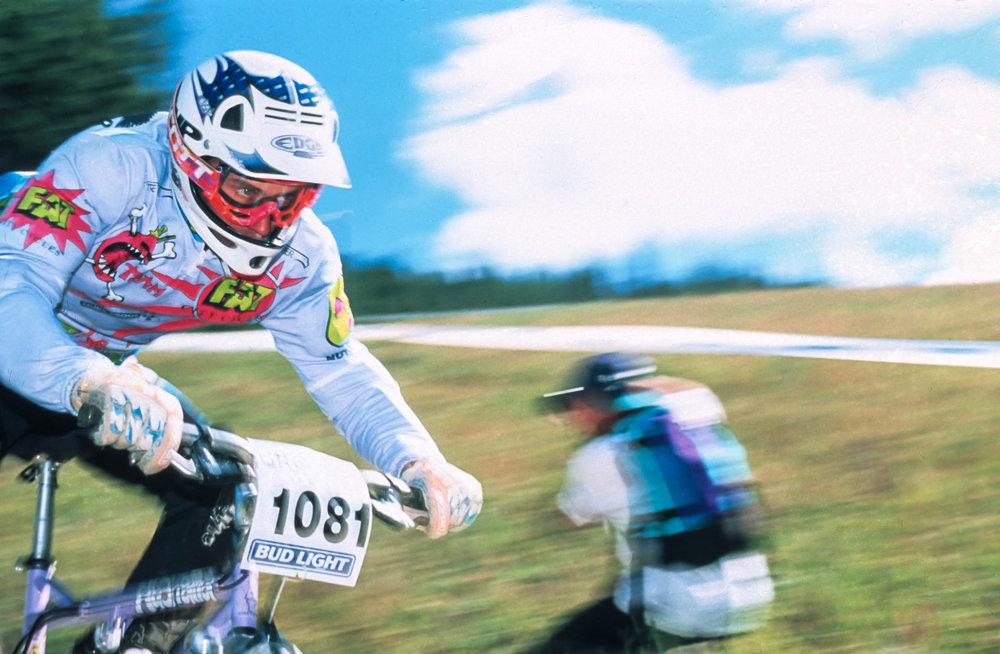 UCI World MTB Championships, Vail, Colorado, 1994
