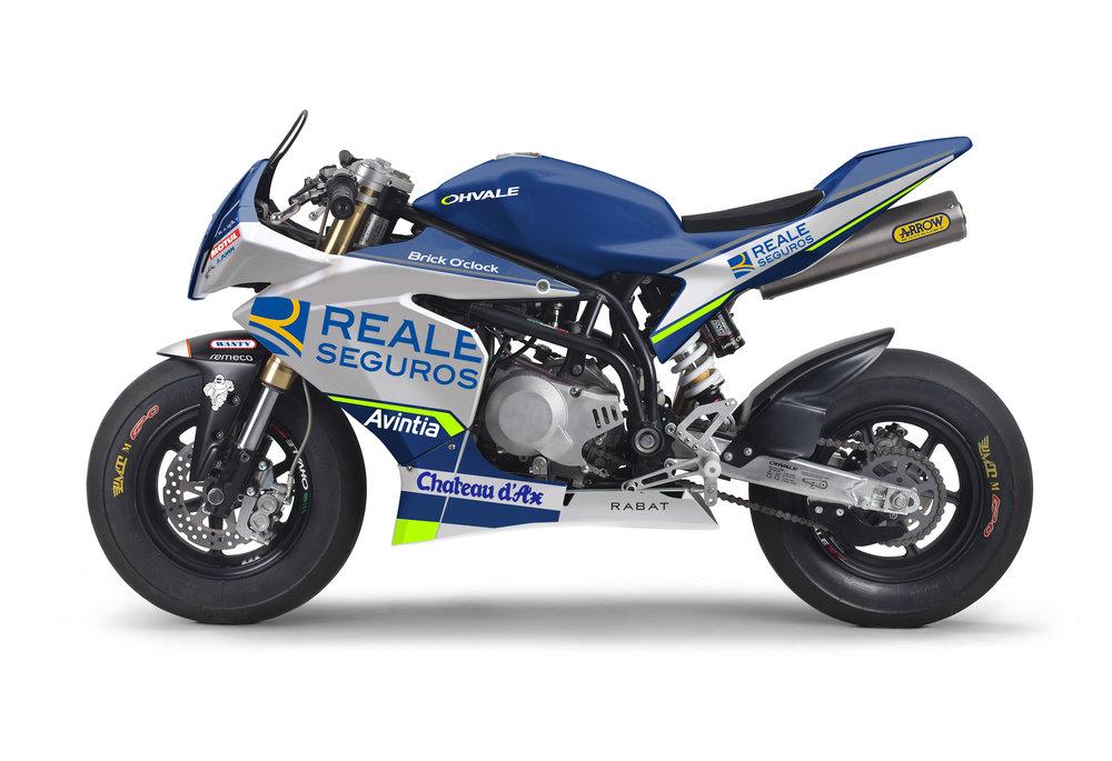 Reale Avintia Ducati MotoGP