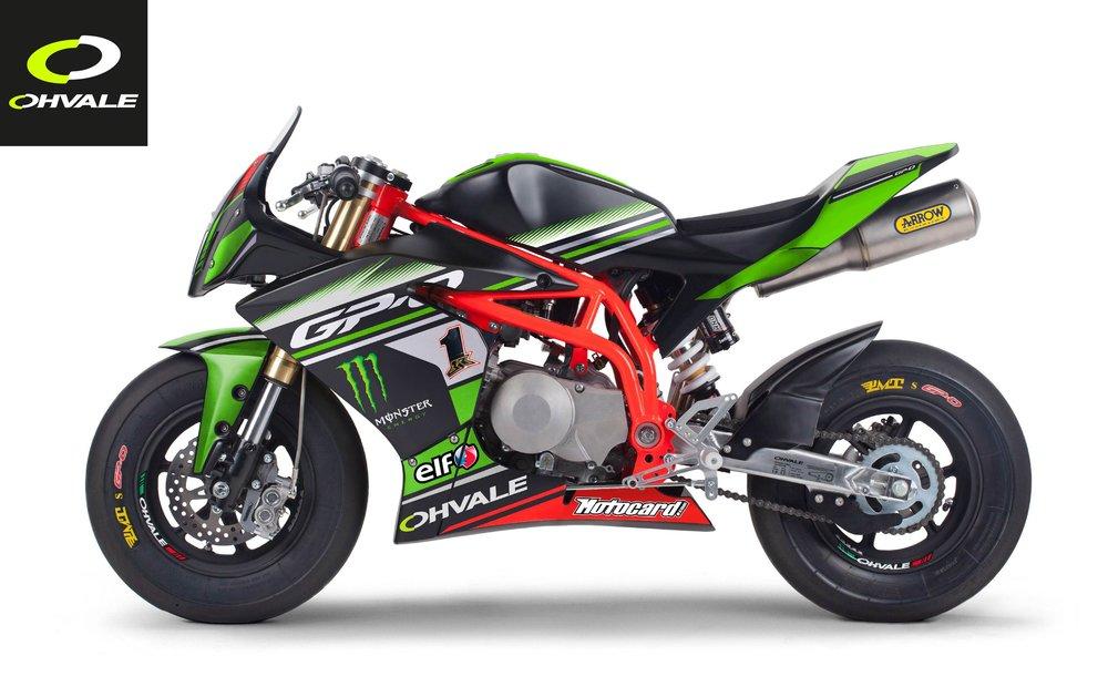 Kawasaki WorldSBK 2017 - Jonathan Rae