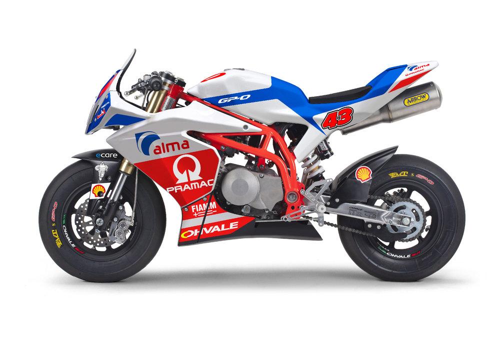 Alma Pramaq Ducati MotoGP 2018 - Jack Miller