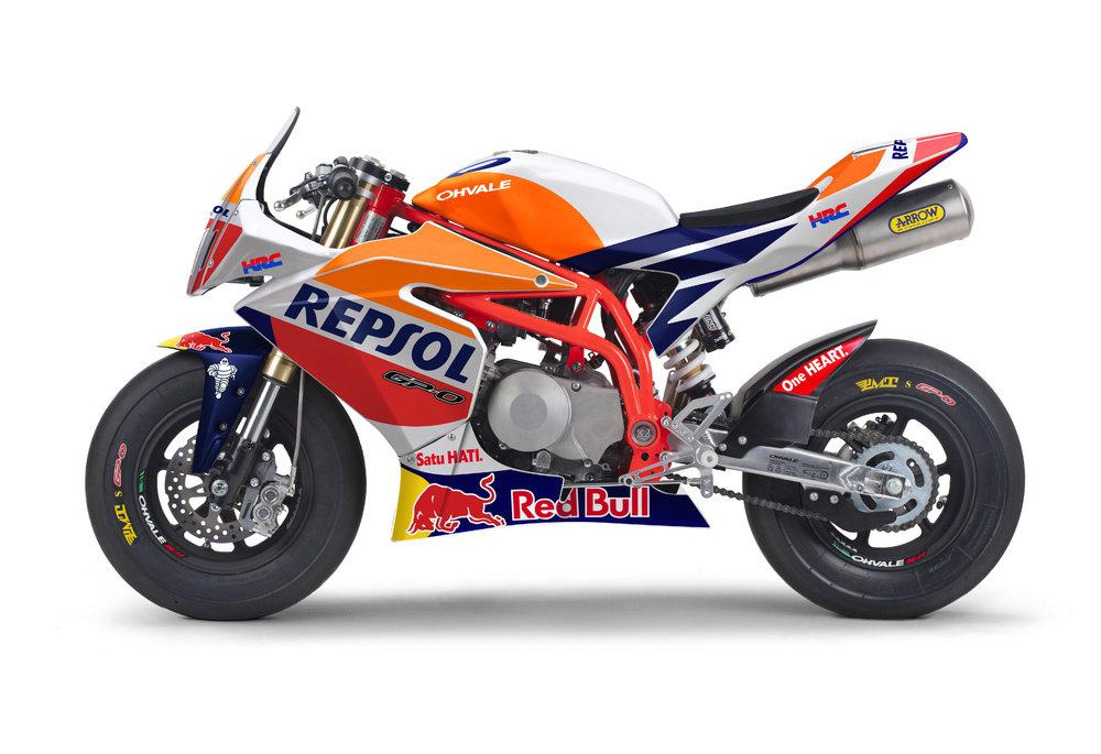Repsol Honda MotoGP 2018
