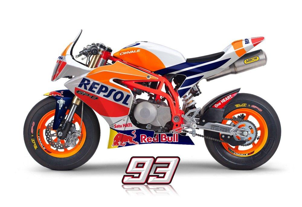 Repsol Honda MotoGP 2018 - Marc Marquez