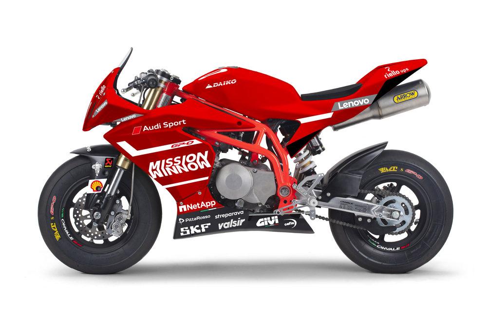 Mission Winnow Ducati 2019