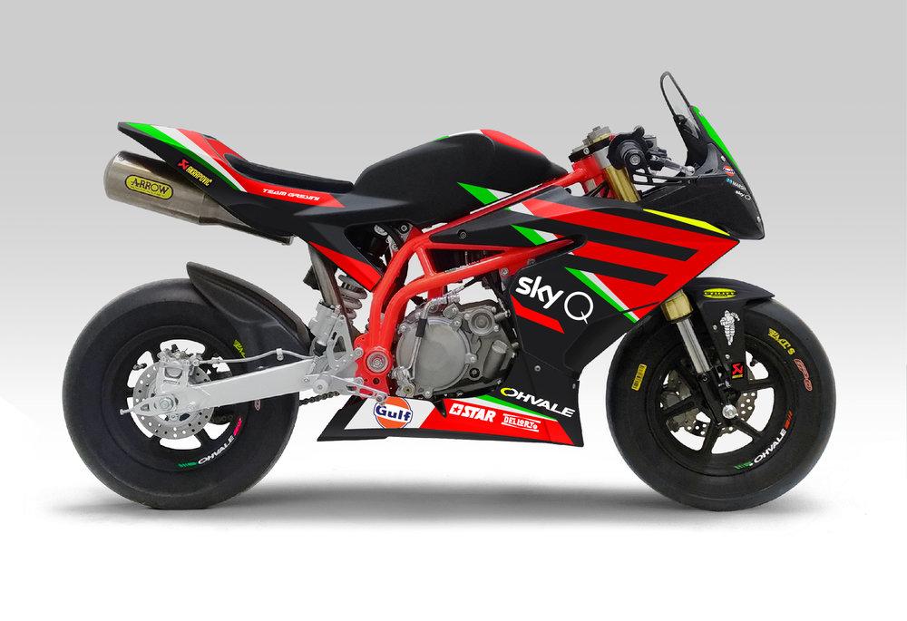 Aprilia MotoGP 2019