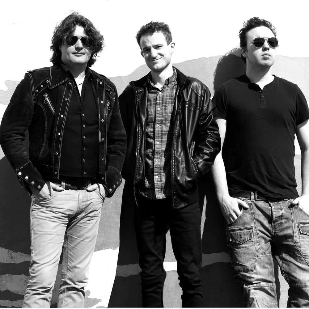 Mark pontin group - blues rock