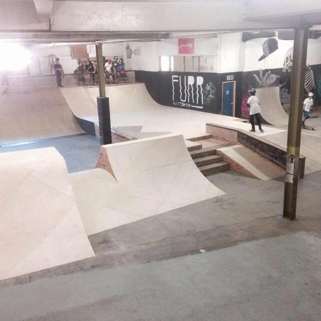 Exist Skatepark -