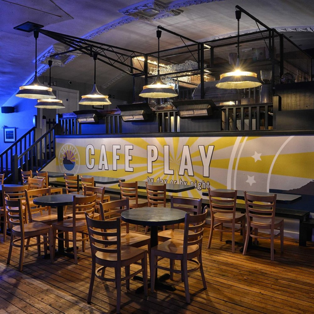 Cafe Play -