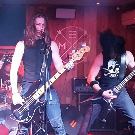 Helldown - Heavy Metal /Thrash / Groove