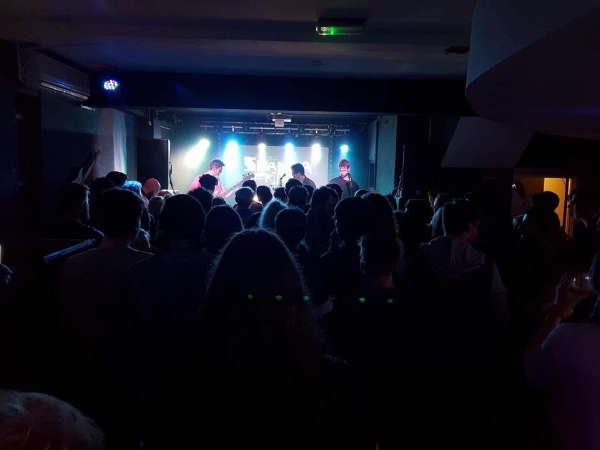 Bandicoot at The Swansea Fringe Festival 2017