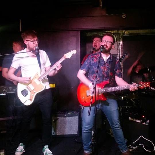 The Hip Fire - rock
