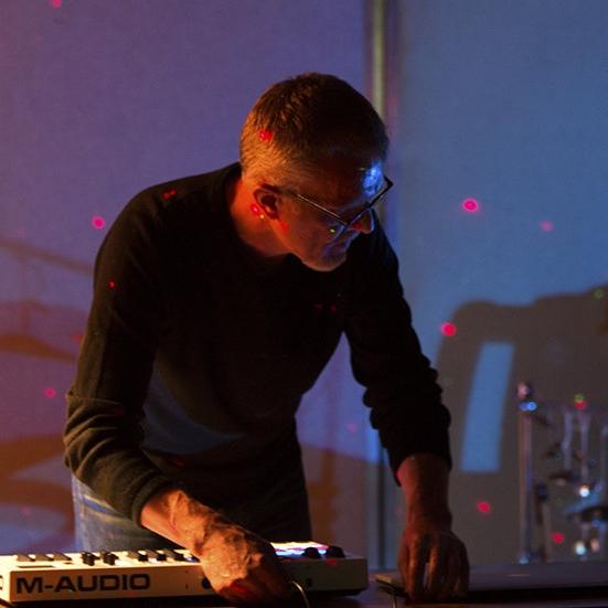 Paul Hazel - Electronic