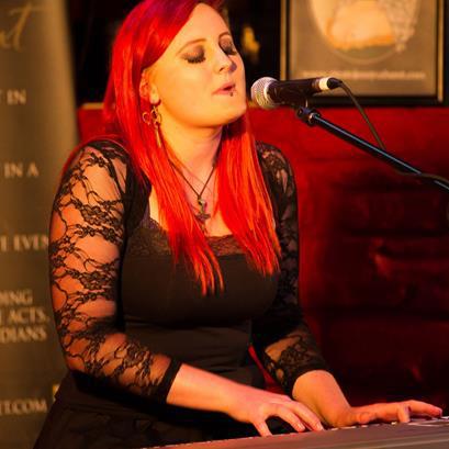Catherine Elms - dark cabaret singer-songwriter