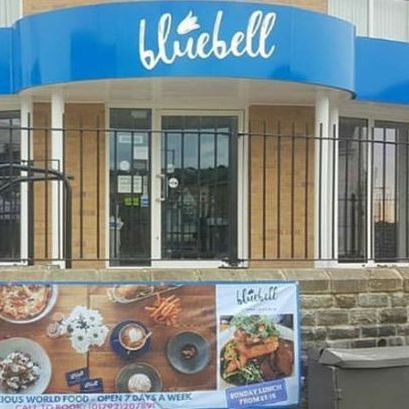 Bluebell cafe -