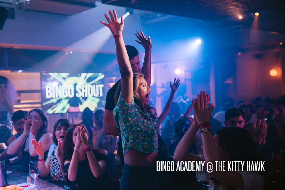 Bingo Academy @ The Kitty Hawk 1