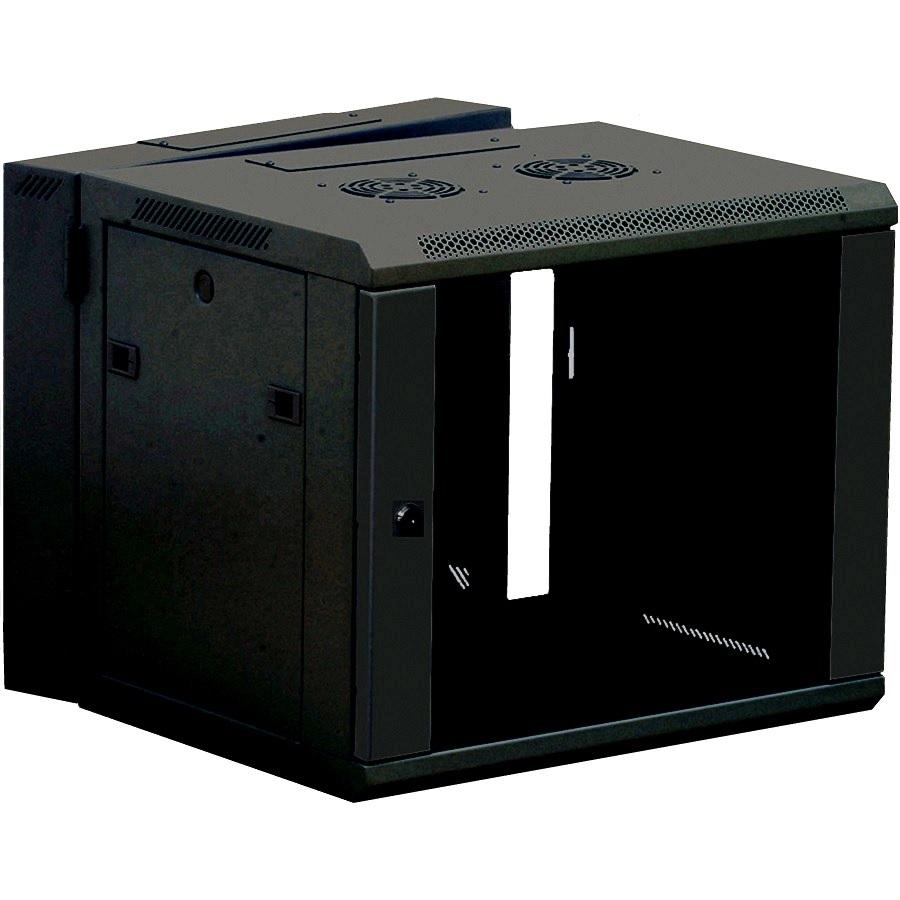 2 Section Wall Box - Black.jpg