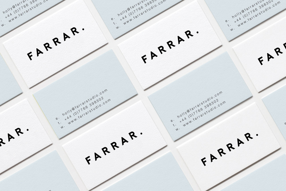HI THERE . - WELCOME TO FARRAR STUDIO