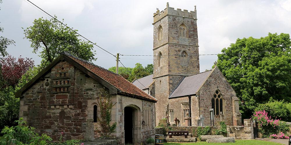 St Thomas' Church, Redwick (Chris Harris)