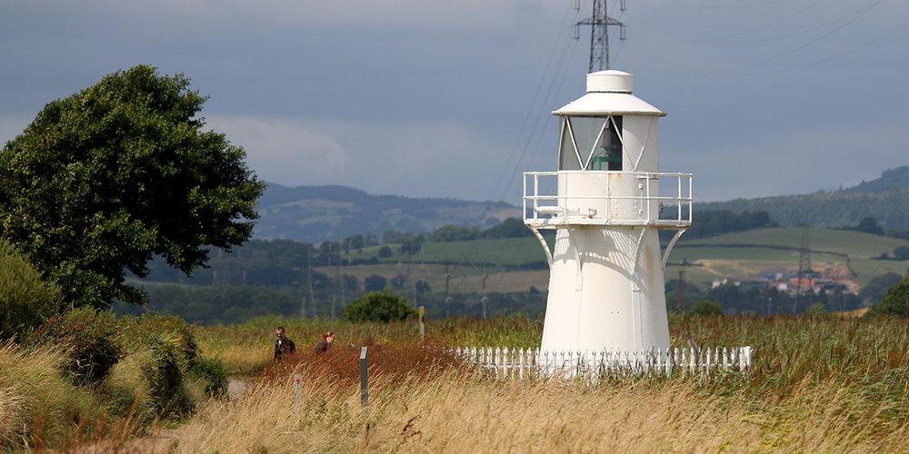 East Usk Lighthouse, Newport Wetlands (Chris Harris)