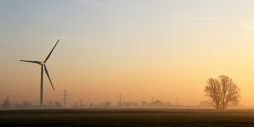 Dawn over the Levels (Chris Harris)