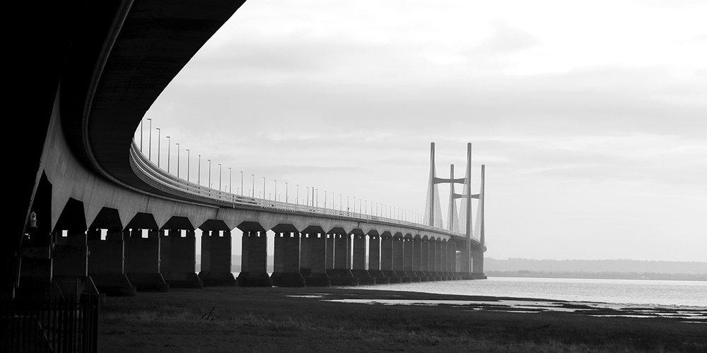 Second Severn Crossing (Chris Harris)