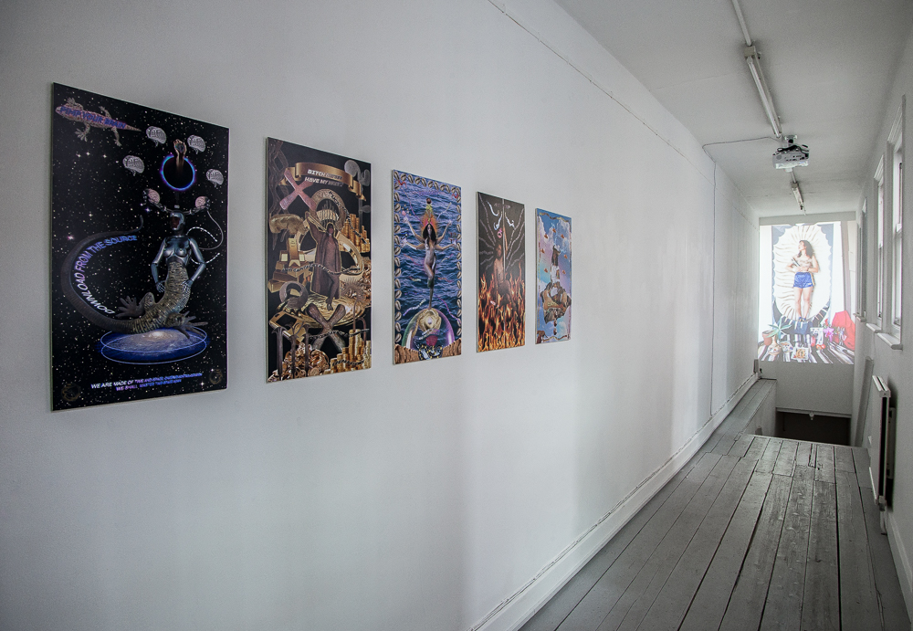 Installation view. Photo Katarzyna Perlak