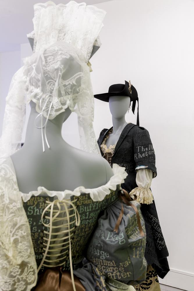 Georgia Horgan, Costumes for 'The Whore's Rhetorick' , 2018–19. Courtesy of the artist. Photo: Tim Bowditch