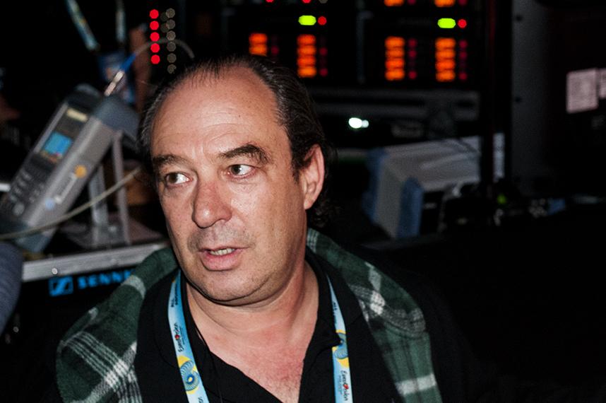 Daniel Bekermann er lydansvarlig, og harerfaring fra tilsvarende store produksjoner.