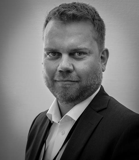 Håvard Myklebust er sjef for Mediability Group