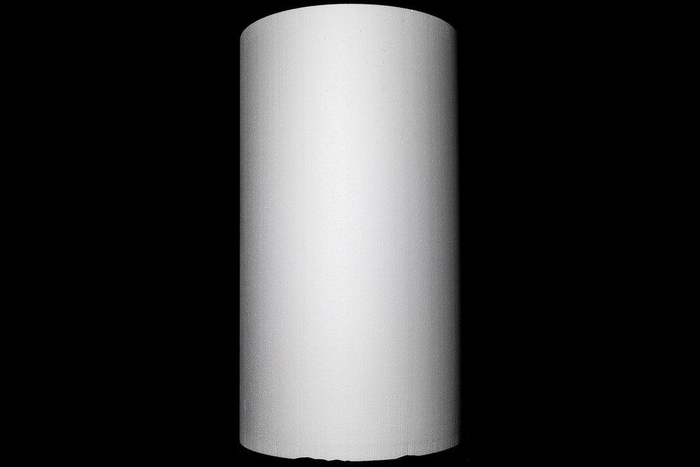 """26 ¾"""" Round Half Column"""