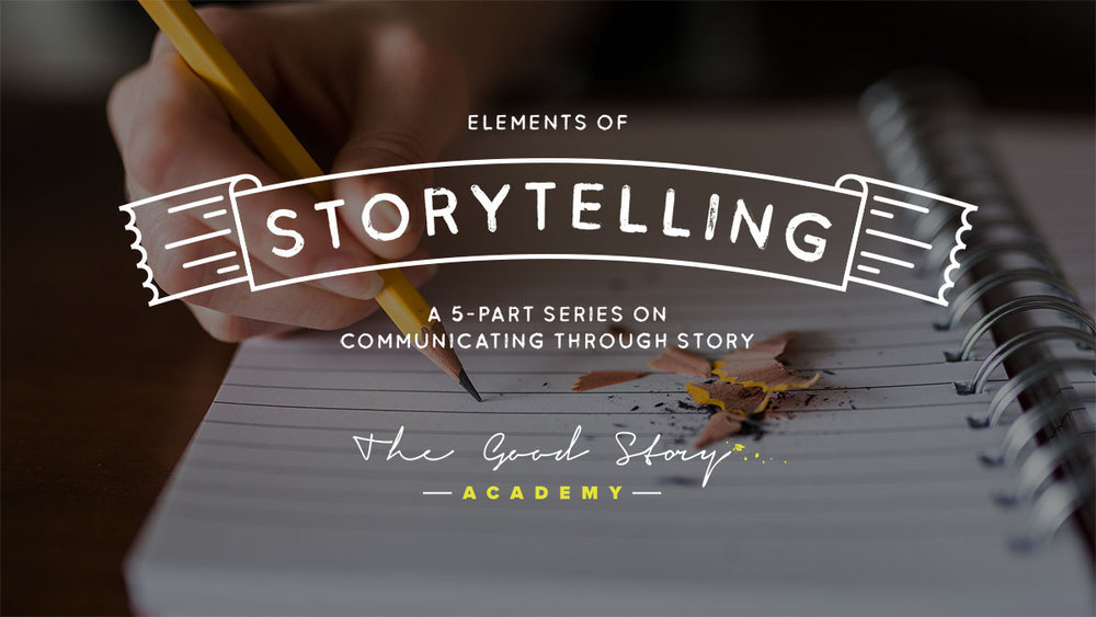 Our recent Academy class on Storytelling released in September.