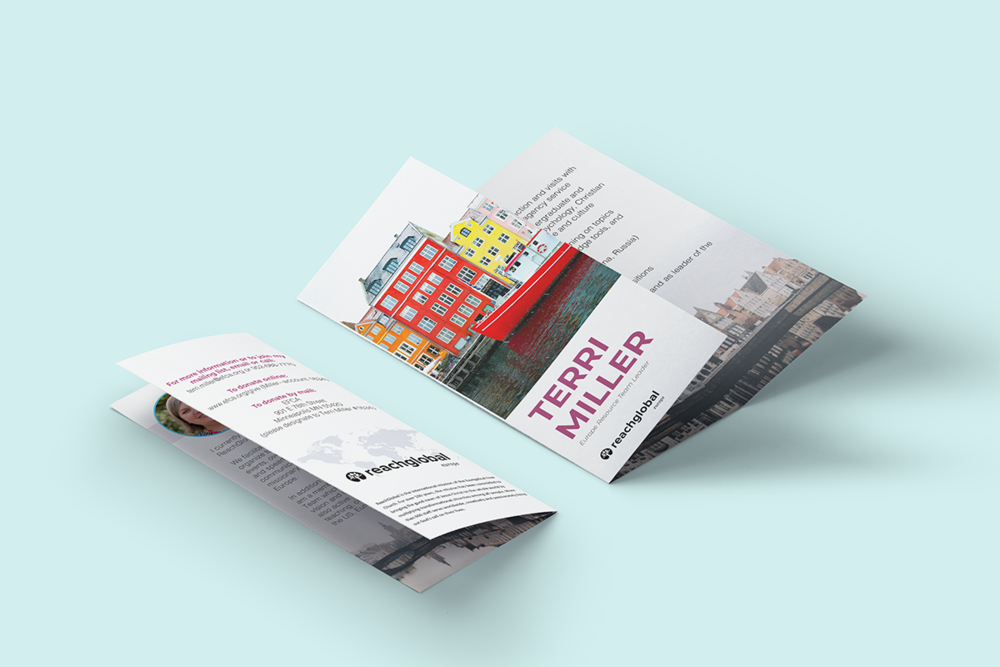 """Ministry Brochure - Fair Market Value: $400-$800 