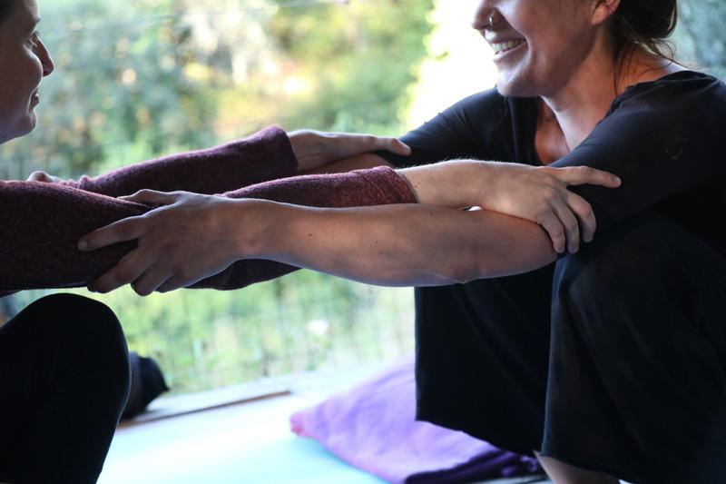 yoga retreats -